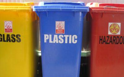 Sortér affaldet korrekt med de helt rigtige affaldsspande