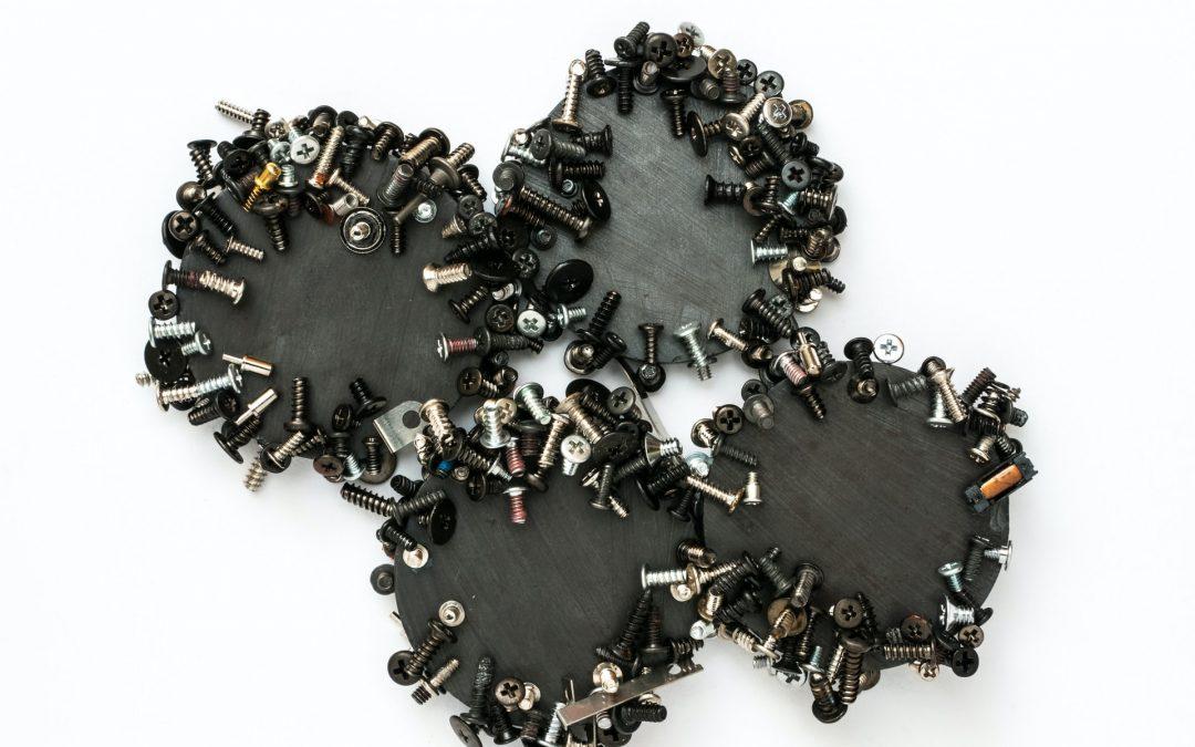 Larko.dk sælger magnetlommer til kreativ indretning i hjemmet